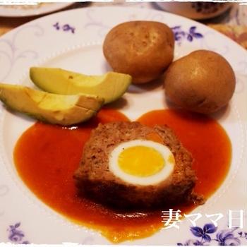 オーブンにお任せ「ミートローフ」♪ Meatloaf