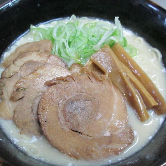 「豆腐から豚骨風ラーメン」の実食!