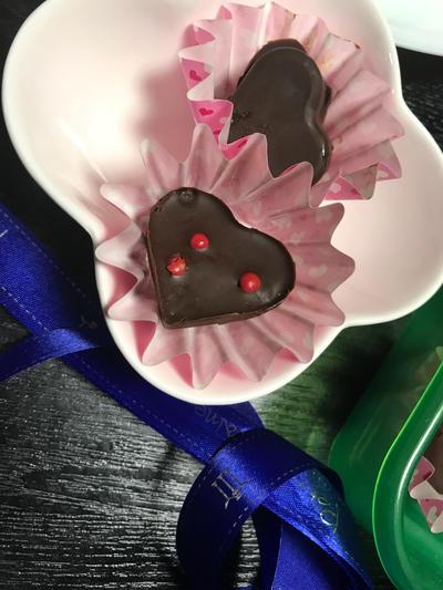 血糖値の上昇を抑制大人のチョコレート