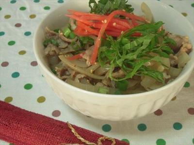 >豚丼、間違いない美味しさのレシピ by うさうささん