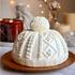 本物そっくり!温かそう♪冬に食べたい「#ニットケーキ」