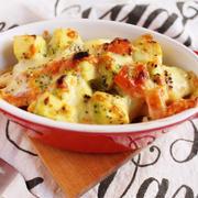アボカドとトマトの柚子胡椒クリームチーズ焼き*Facebook専用ページが出来ました