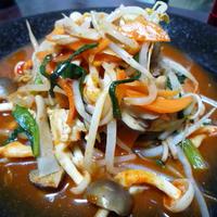 韓国風蒸し野菜