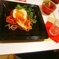 かな姐さん料理教室  絶品ナポリタンを作ろう! @大阪ハグミュージアム