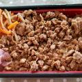 鶏そぼろご飯