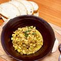 高タンパクなヘルシーキーマカレー★イチビキ蒸し枝豆を使って