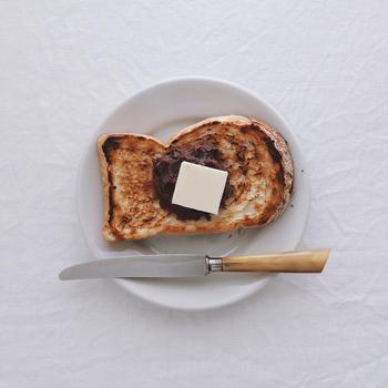 adzuki butter toast