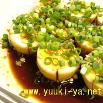 韓国風☆しみしみ煮玉子