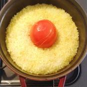 サフラン香るトマトご飯