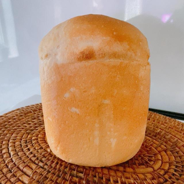 しっとりトロける❤︎早焼き練乳食パン*不思議なお菓子とドラマ