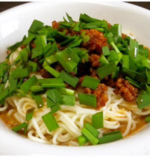温麺考察「汁なし担担麺風」