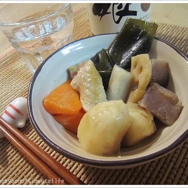 お正月レシピ。煮しめと簡単なおせち×雑煮作り♪楽にお正月気分をつまみ食い。