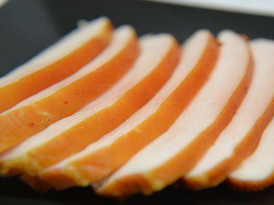 鶏むね肉の燻製