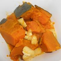 【レシピブログ】ヤマキ割烹白だし1本で簡単おかず!白だしさっと煮レシピ<かぼちゃとお揚げの白だしさっと煮>♬