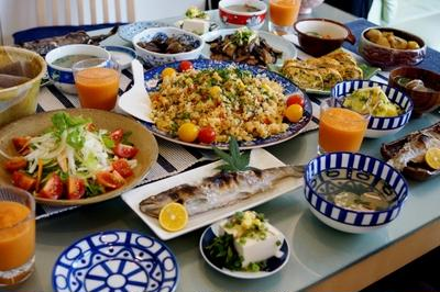 ■【季節のおもてなし朝ご飯】続・ケータリング料理です♪
