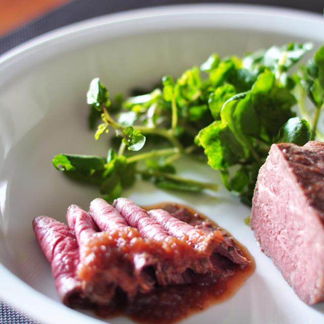 【卵胞すくすくレシピ】オーブン不使用!お湯で作るローストビーフ
