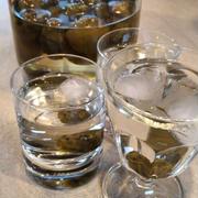 暑すぎる日は梅シロップで乾杯!