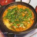 【鍋を愛する1週間】☆カムジャタン風キムチ鍋☆ by JUNOさん