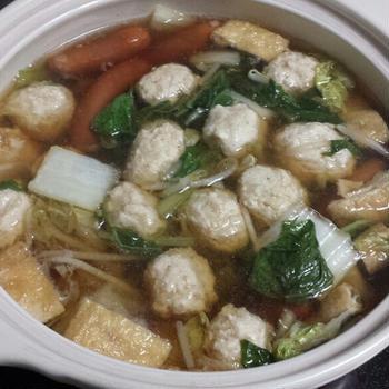 豆腐を入れて☆超ふわふわ美味しいつくね♪