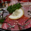 超簡単!海鮮ちらし寿司(中トロ入り)