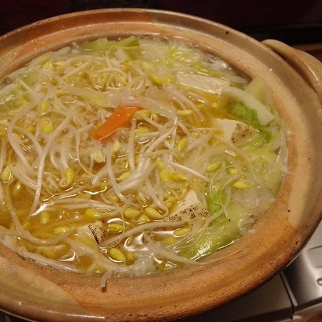 炒める→煮る→旨い!タンメン鍋