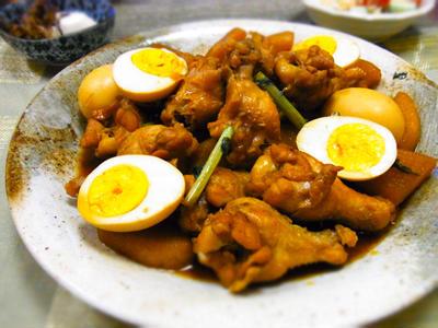 鶏肉と大根のすっぱ煮★