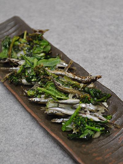 アスパラ菜のレシピ16選 女性に人気のアスパラ菜を食べよう