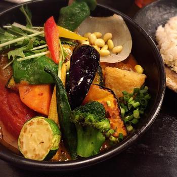 北海道 サムライのスープカレーを神楽坂で‼︎