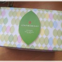 モンロワール☆Leaf memory Color Box(リーフメモリーカラーボックス)