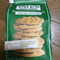 熱愛クッキー  TATE'SBAKESHOP. のマカダミアクッキー