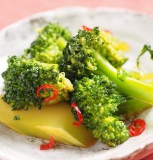 ブロッコリーのきんぴら炒め 、 お酒のおつまみ、副菜にお薦めです。