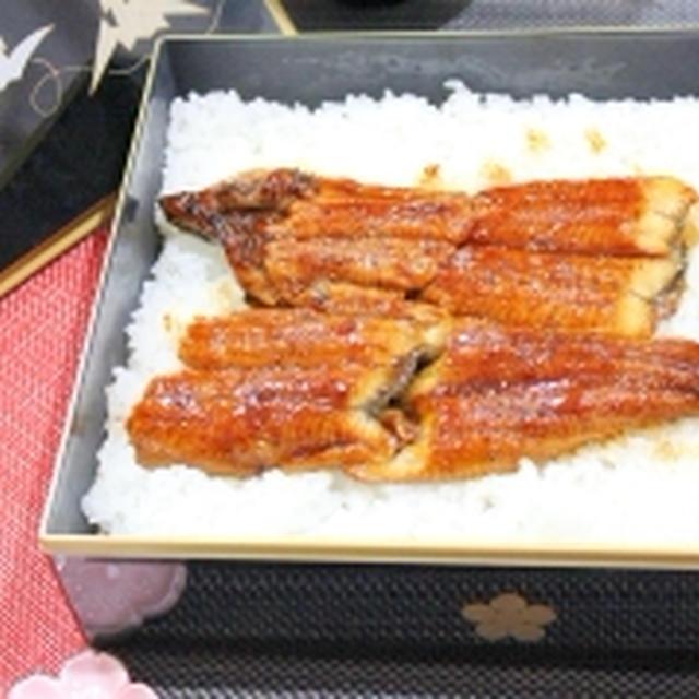 父の日に☆うなぎの蒲焼弁当&楽天市場お中元特集~!