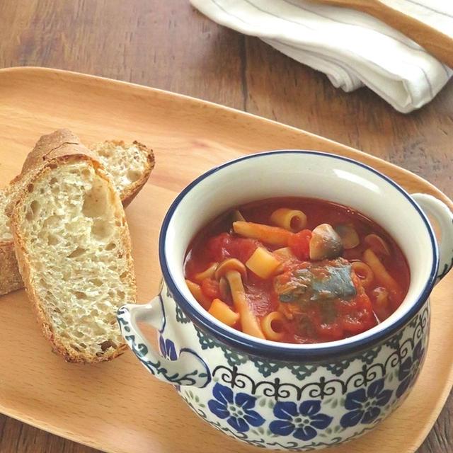 スープ トマト 缶