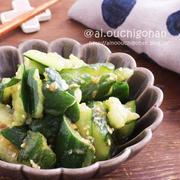 【レシピ】ポリ袋で簡単*ポリポリ無限に食べれるおつまみきゅうり♡#ポリ袋 #きゅうり #おつまみ #やみつき #無限