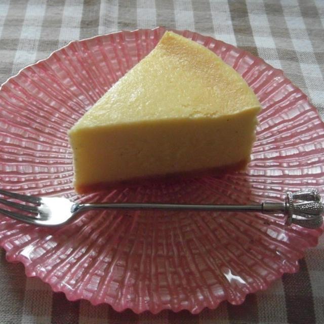 megmogちゃんへ『ミルクバニラのチーズケーキ』