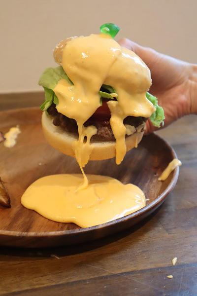 本当のチーズバーガーを作ろう!!