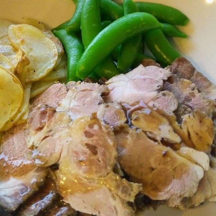 「豚肩ロースブロック」の人気レシピ20選!圧力鍋やオーブンで絶品調理◎の画像