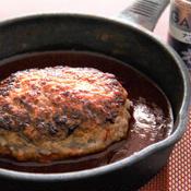 ナツメグで本格的!ふっくら美味しい洋食屋さんのハンバーグ