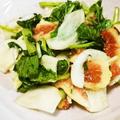 蕪とイチジクの甘酢のサラダ