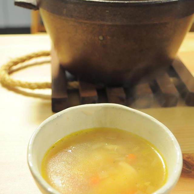 間違いなくおいしい☆基本の野菜スープ