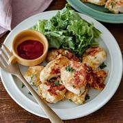 【S&B】作り置きやお弁当にも♡包丁不要!鶏ささみdeヘルシーカレーピカタ#pr