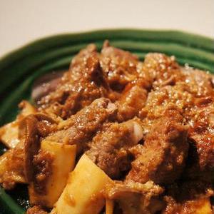 牛肉もおいしい!生姜焼きのレシピバリエ