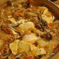 スンドゥブ・チゲと海鮮チヂミ