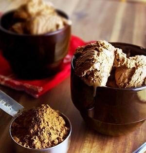 レシピ:ヌテッラのアイスクリーム