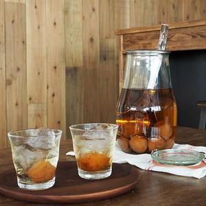 置くだけで絵になる!梅酒&梅シロップ作りに使えるおしゃれなガラス瓶
