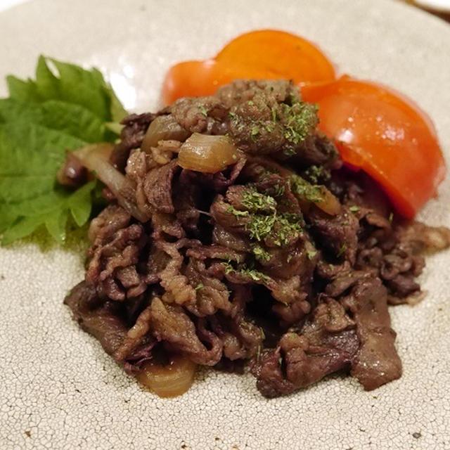 ★ 牛すき焼き風赤ワイン煮&茄子トマト煮ポーク