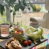 休日のランチはGABAN「シーズニング」ボロネーゼを使ってカフェ風ワンプレート