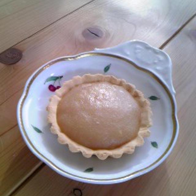 油&糖類控えめ、サクサクタルト(小麦・乳・卵・大豆・ナッツ不使用)