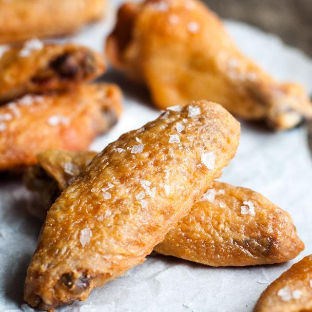オーブンで作る鶏手羽のから揚げとオーブンについて