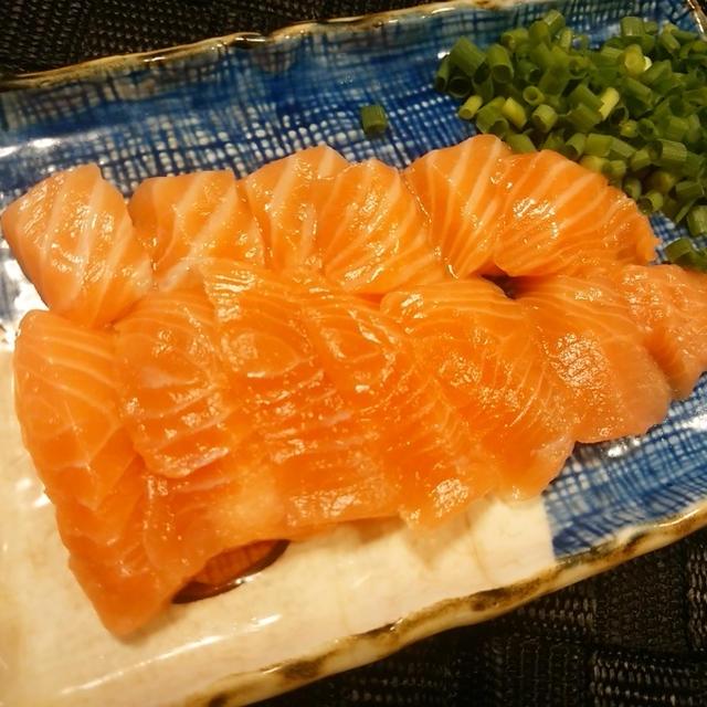 汗ビショ&魚類晩御飯